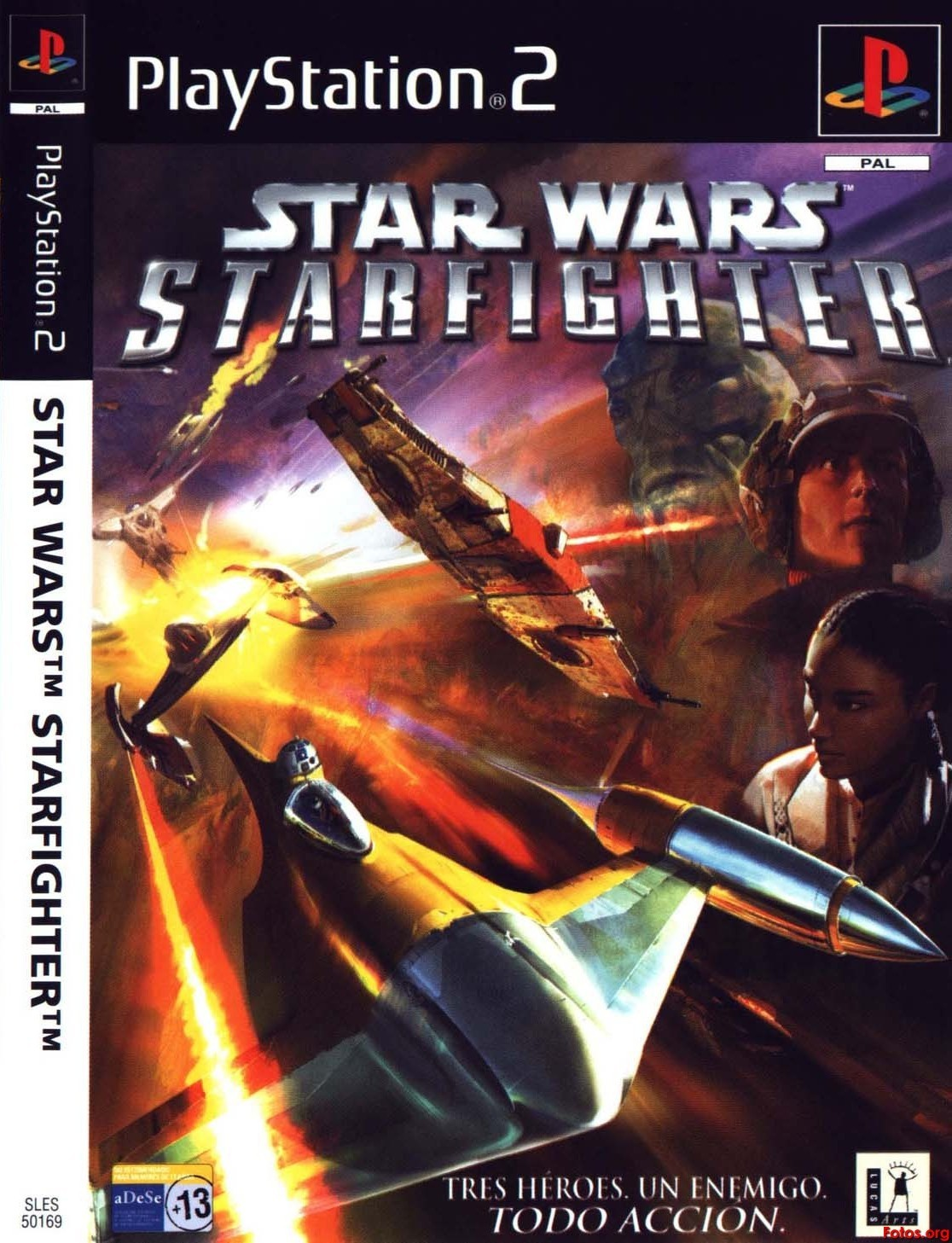 Star Wars Starfighter