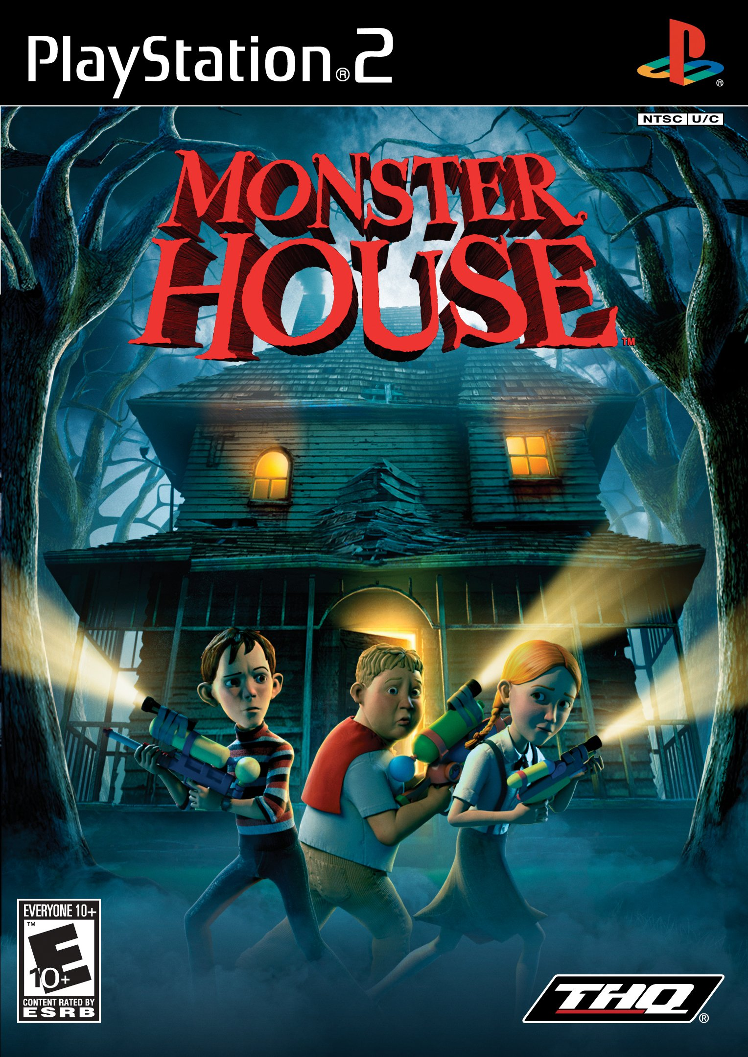Monster House - PlayStation 2 Játékok