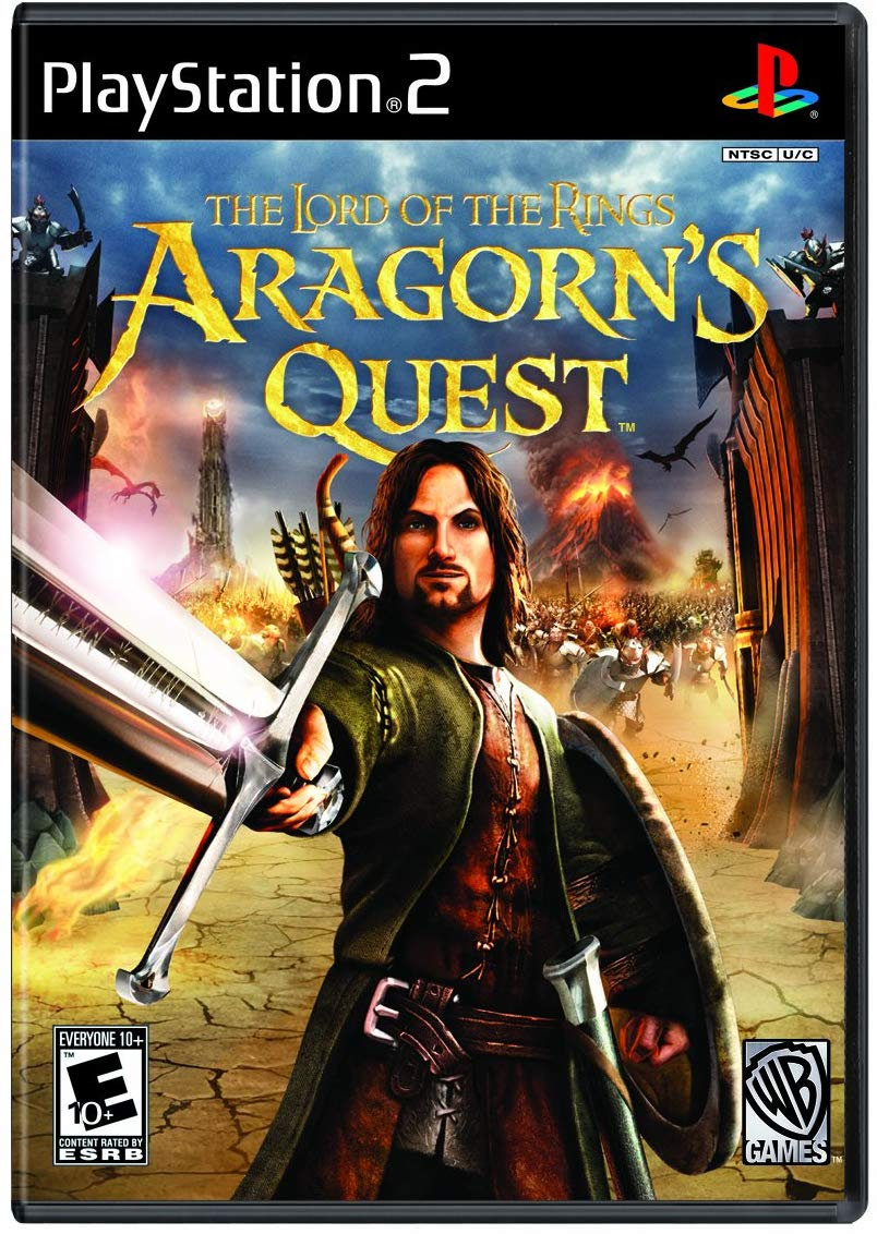 The Lord Of The Ring Aragorns Quest