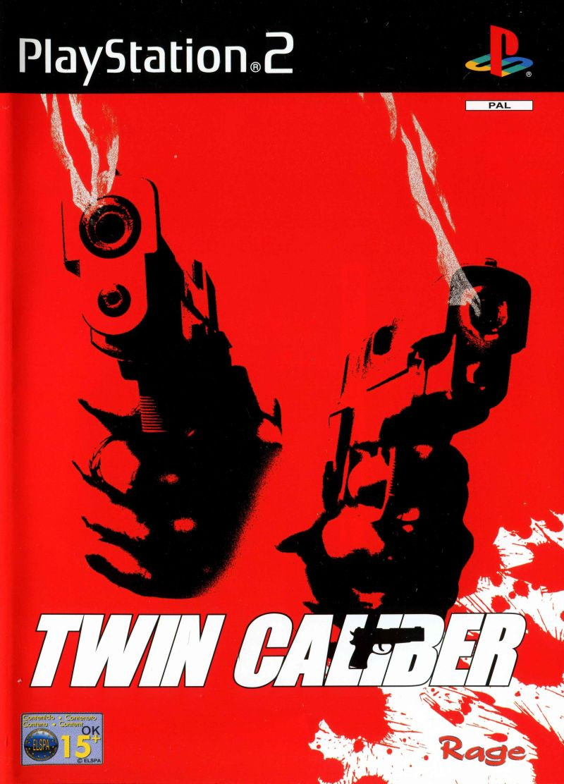 Twin Caliber - PlayStation 2 Játékok