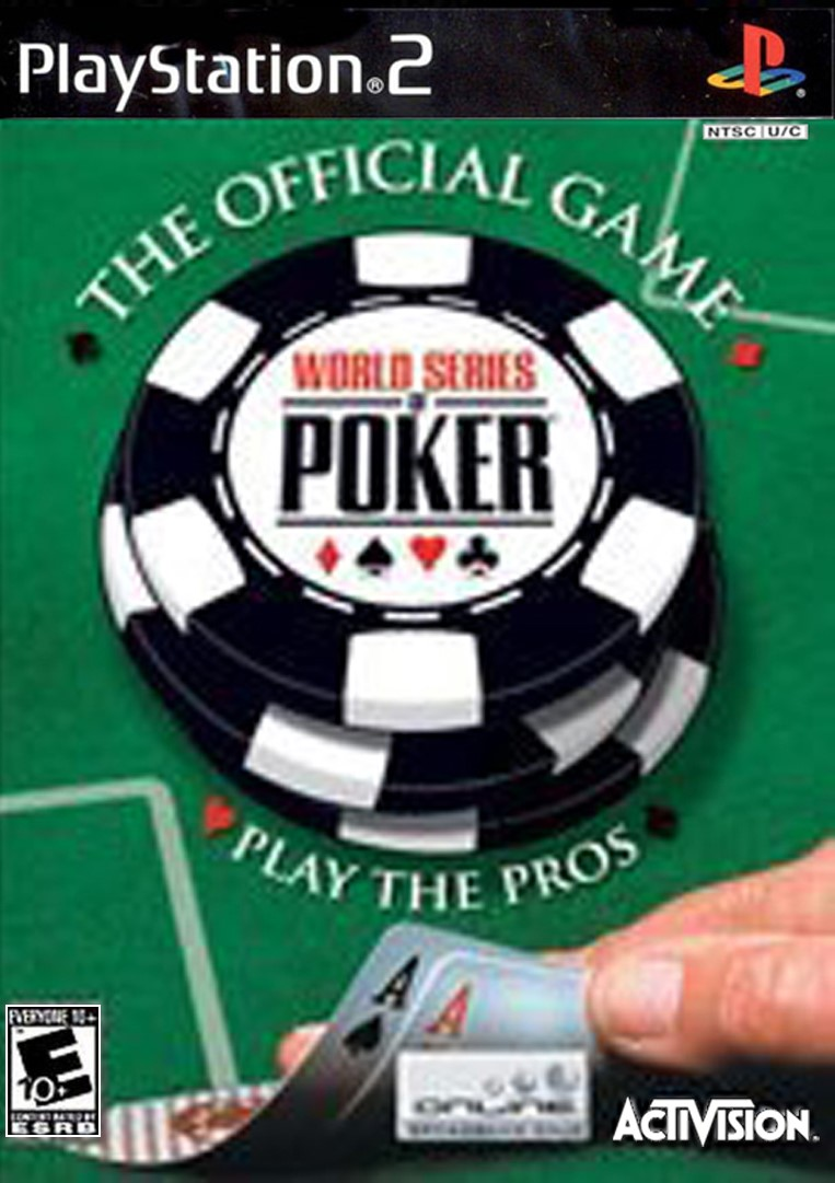 World Series Of Poker The Official Game Play The Pros