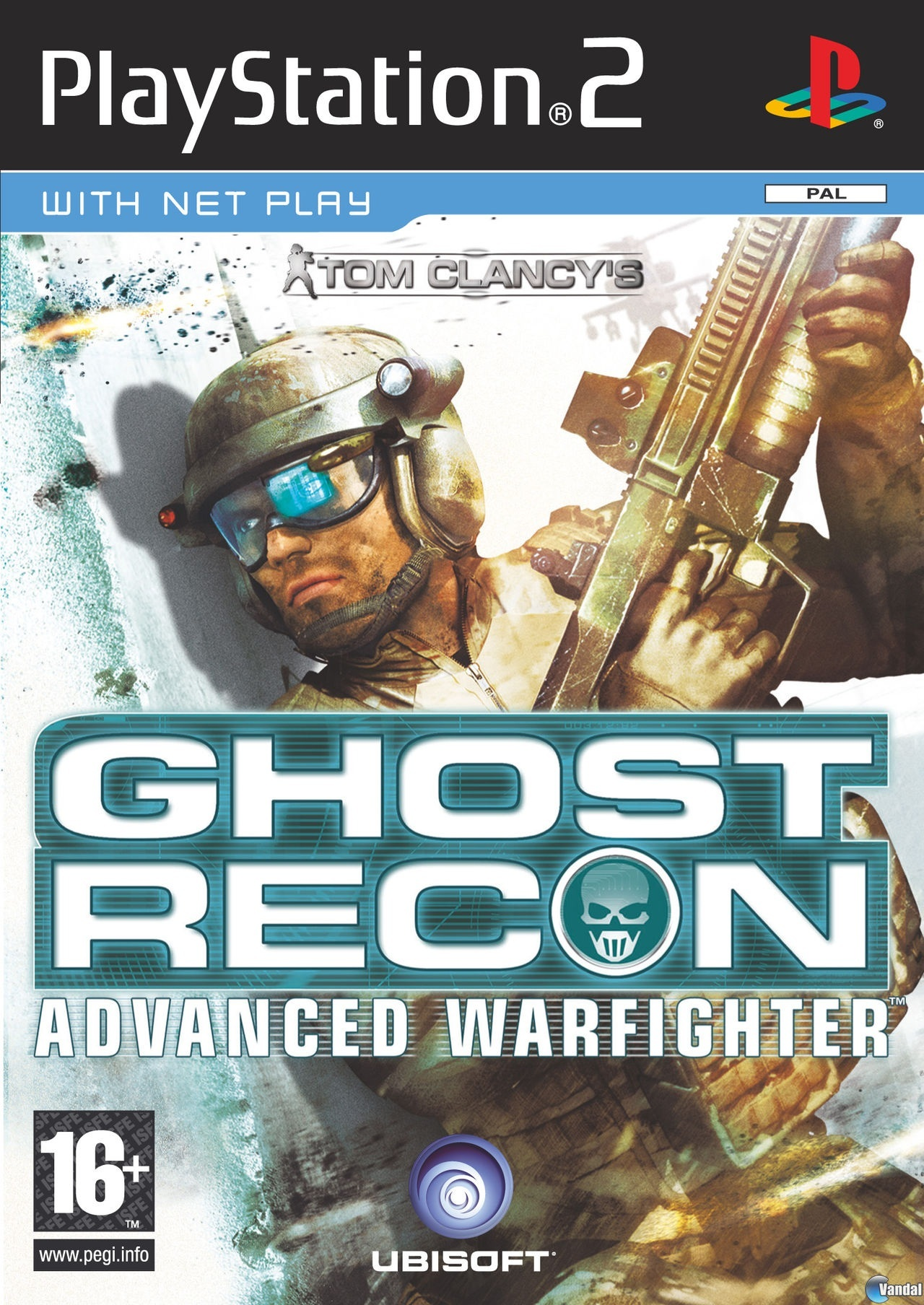 Tom Clancys Ghot Recon Advanced Warfighters