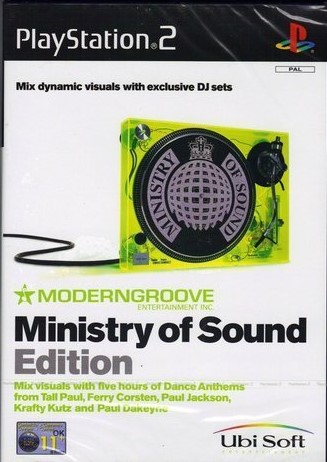 Moderngroover Ministry Of Sound Edition