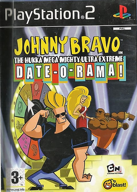 Johnny Bravo Date O Rama