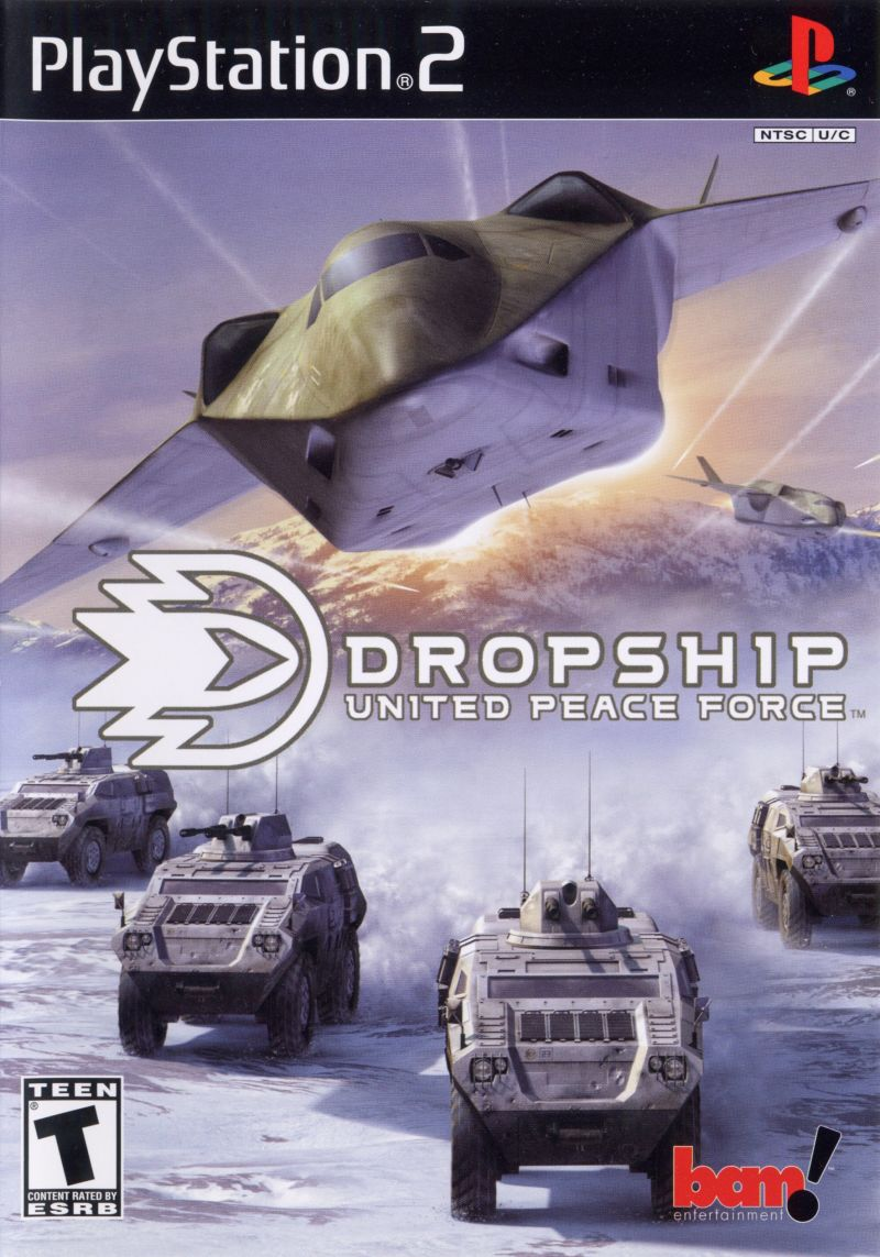 Dropship United Peace Force