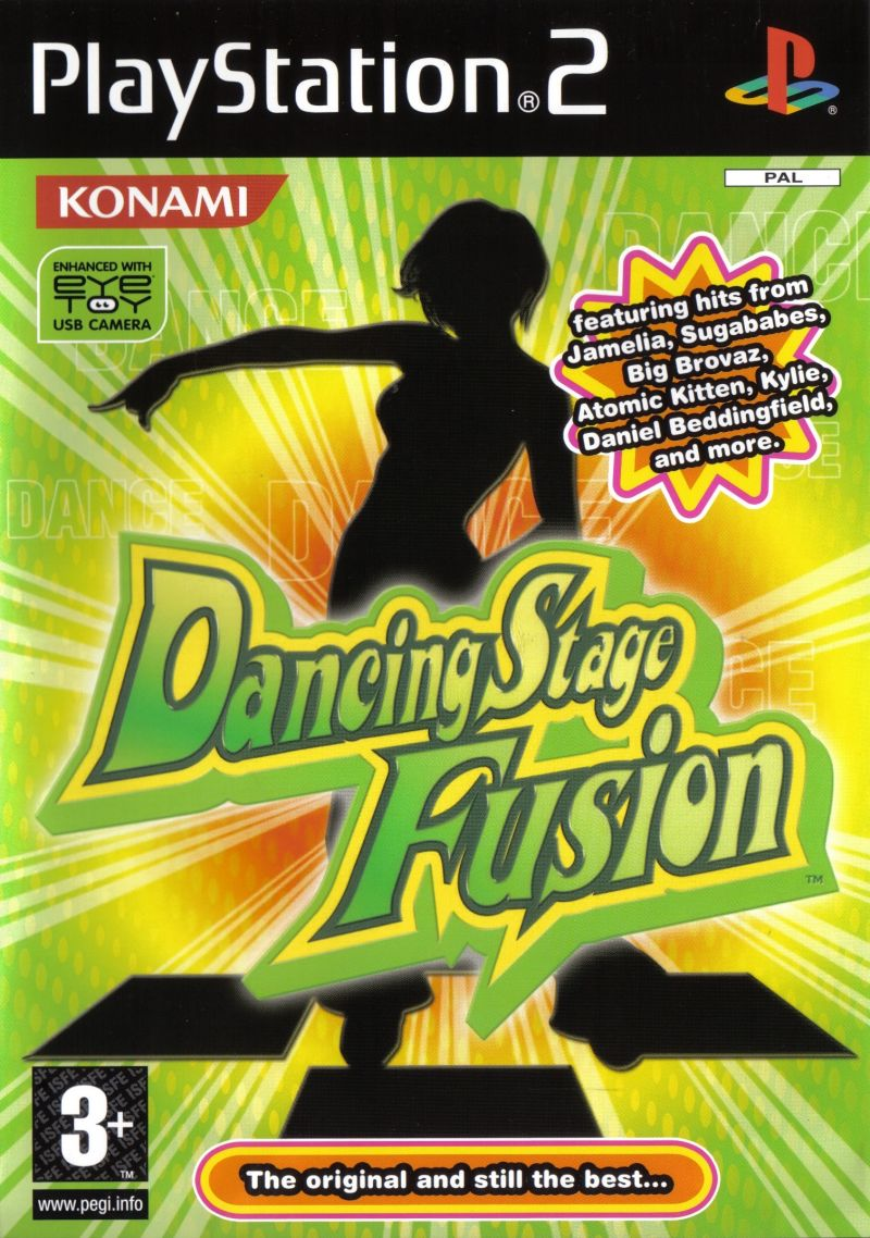 Dancing Stage Fusion