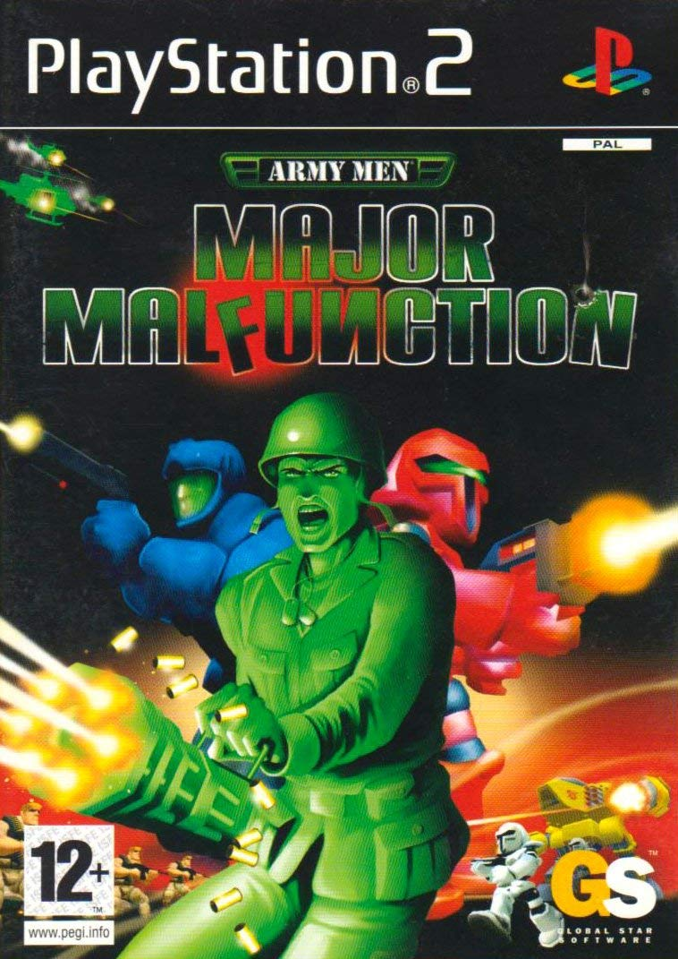 Army Men Major Malfunction