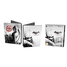 Batman Arkham City Steelbook