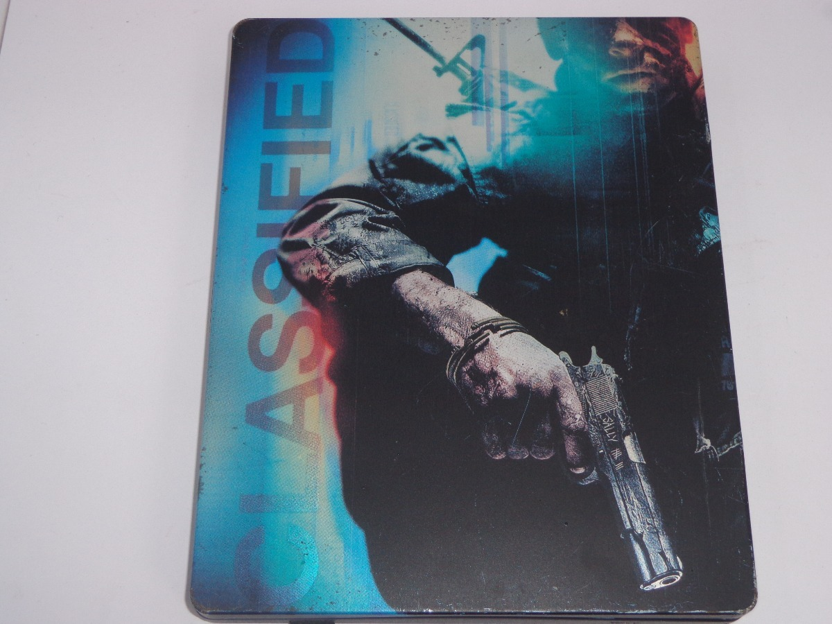 Call Of Dutty Black Ops Steelbook
