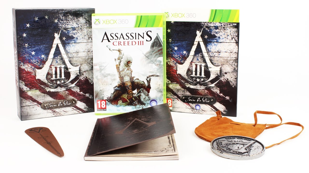 Assassins Creed III Join Or Die