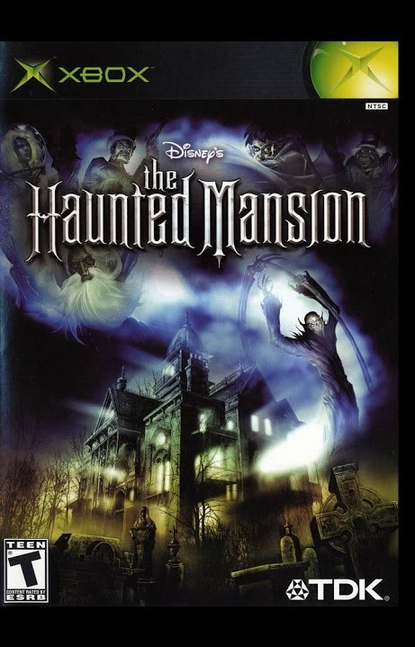 Disney The Haunted Mansion