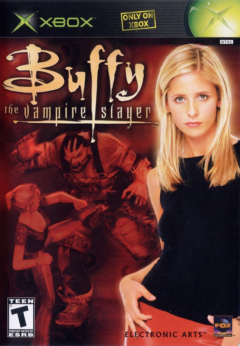Buffy The Vampires Slayer Chaos Bleeds
