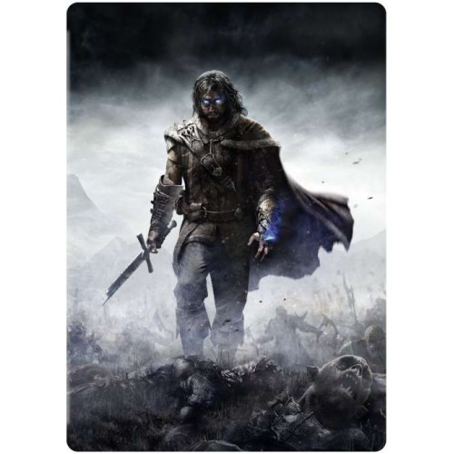 Middle Earth Shadow of Mordor (Számozott Steelbook)