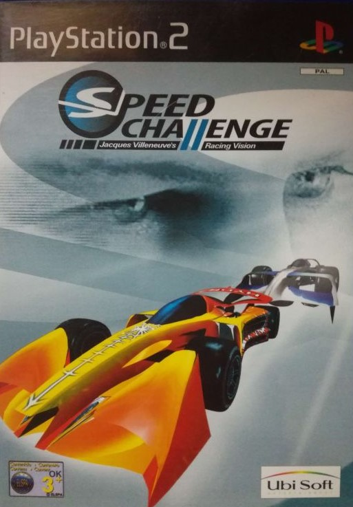 Speed Challange Jacques Villeneuves Racing Vision