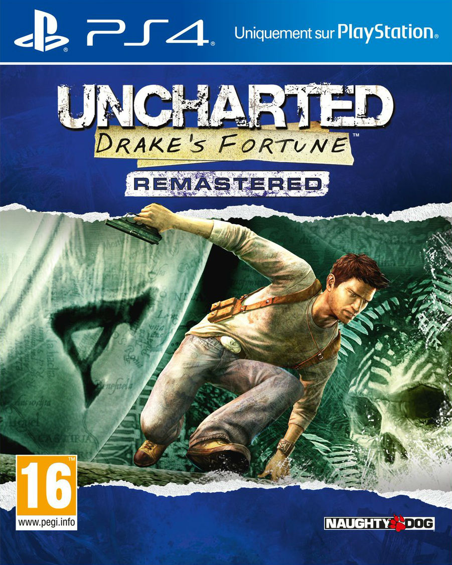 Uncharted Drakes Fortune Remastered