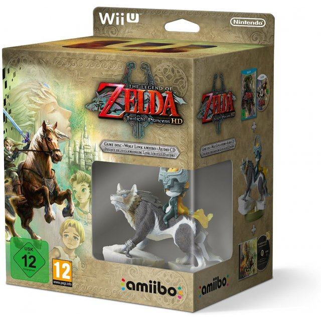 Wii U The Legend Of Zelda Twilight Princess HD Amiibo