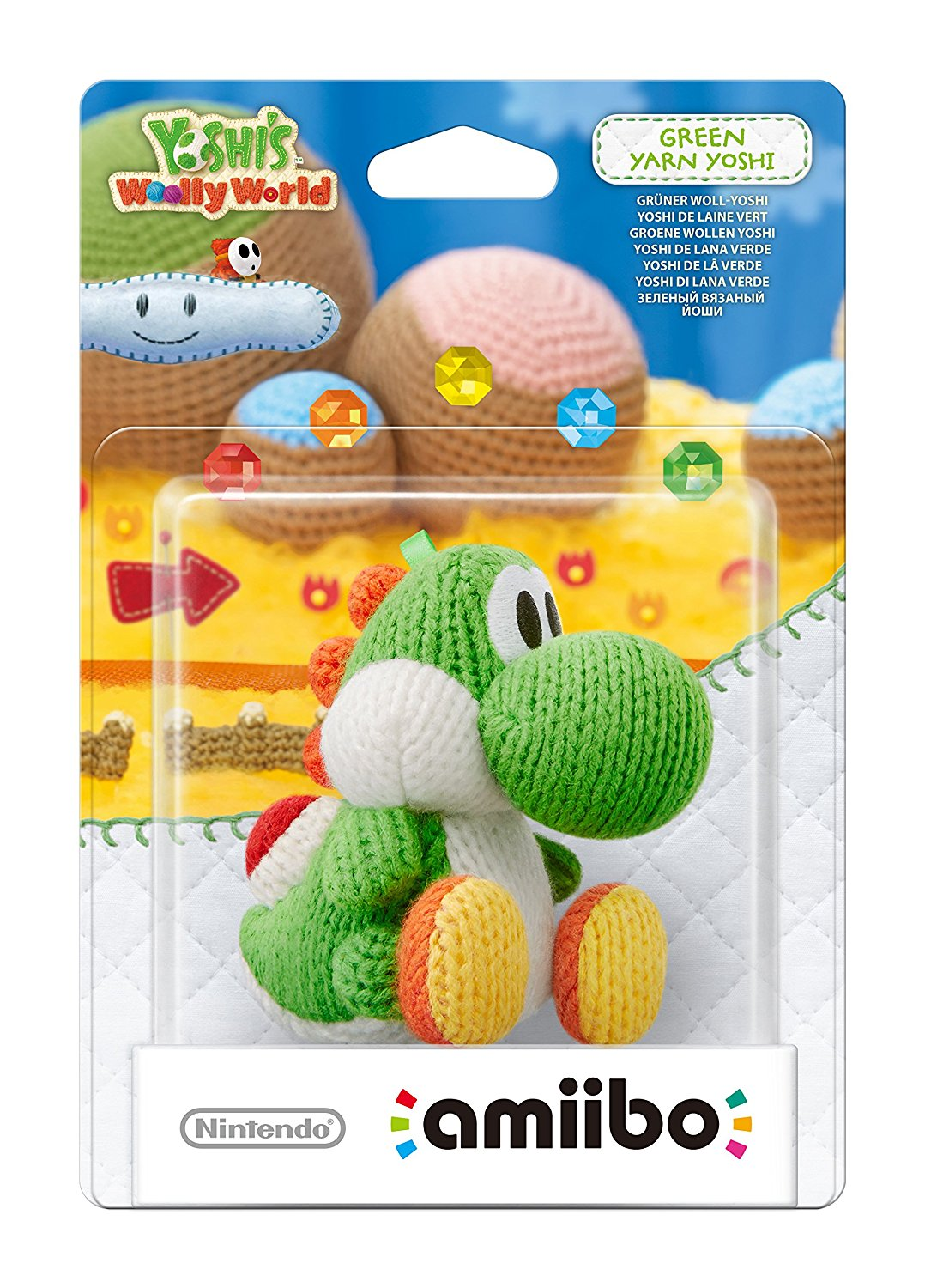 Yoshis Woolly World Amiibo