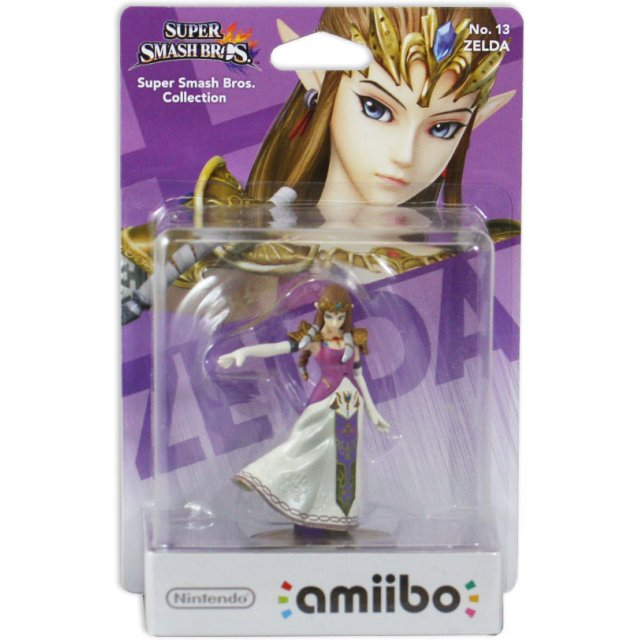 Zelda 13 Super Smash Bros Collection Amiibo