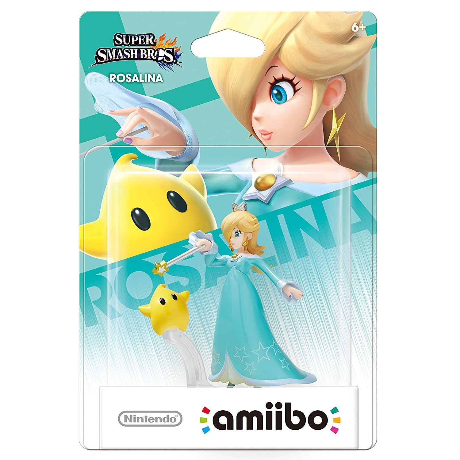 Rosalina 19 Super Smash Bros Amiibo