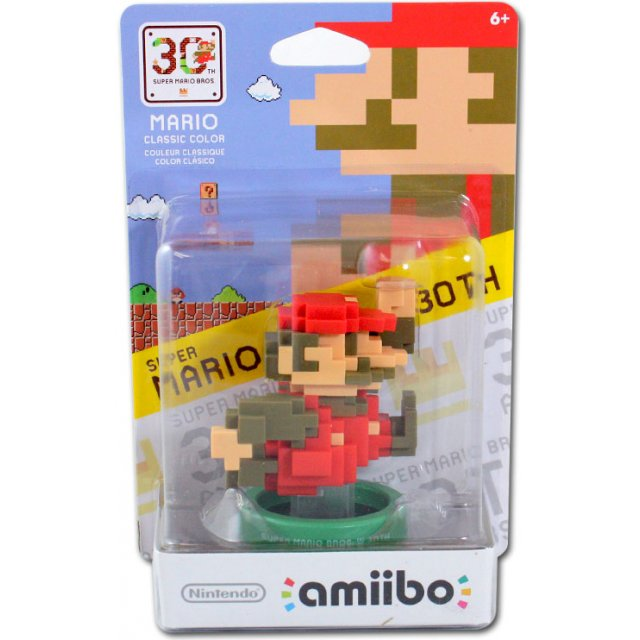 Mario 30th Super Mario Bros Amiibo