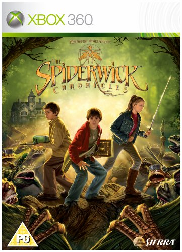 Nickelodeon Spiderwick Chronicles
