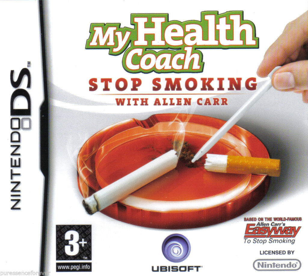 My Health Coach Stop Smoking with Allen Carr