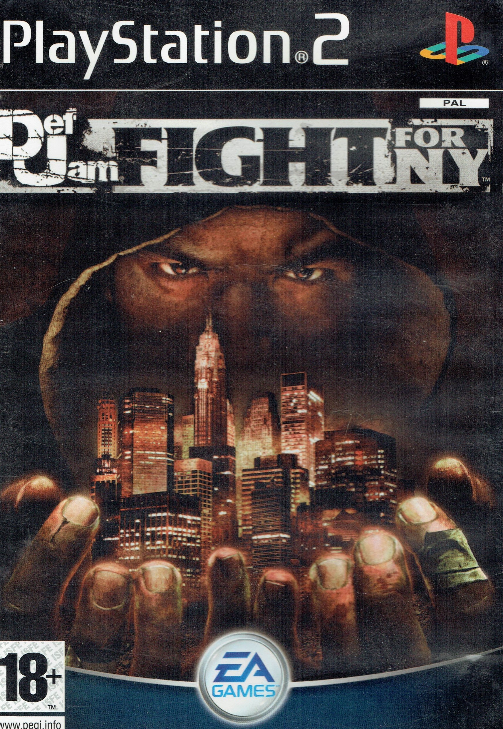 Def Jam Fight For NY - PlayStation 2 Játékok