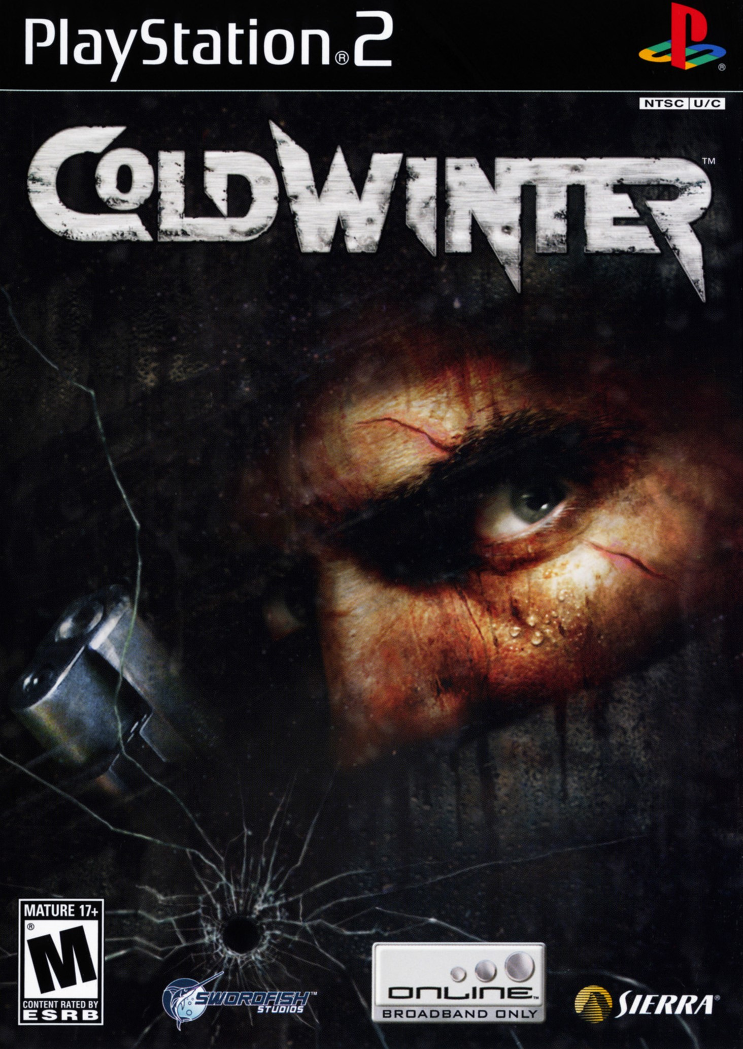 Cold Winter - PlayStation 2 Játékok