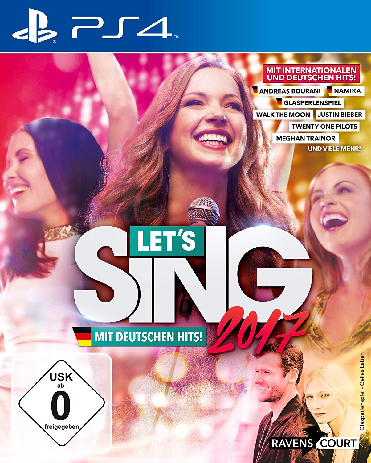 Lets Sing 2017