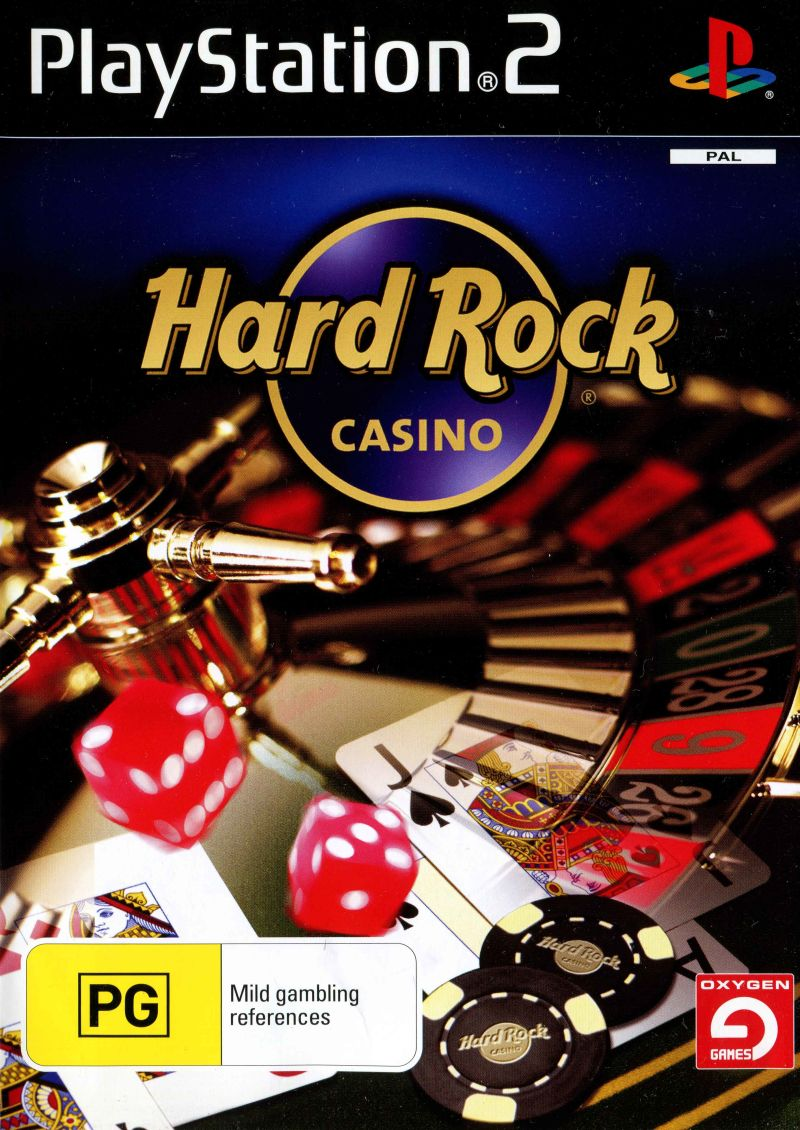 Hard Rock Casino - PlayStation 2 Játékok