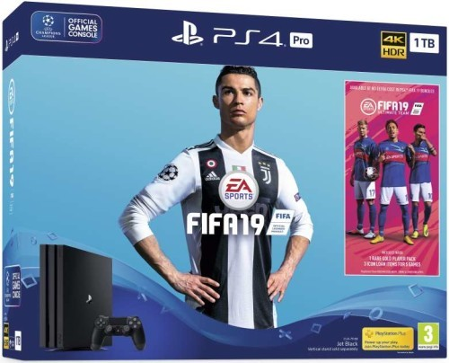 Sony Playstation 4 Pro 1TB FIFA 19 Bundle