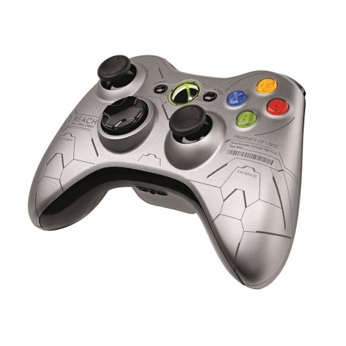 Xbox 360 Wireless Controller Official Halo Reach - Xbox 360 Kontrollerek