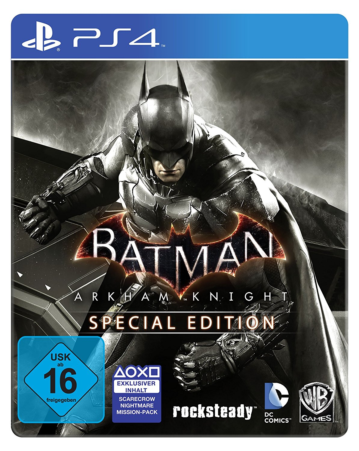 Batman Arkham Knight Special Edition (Steelbook)