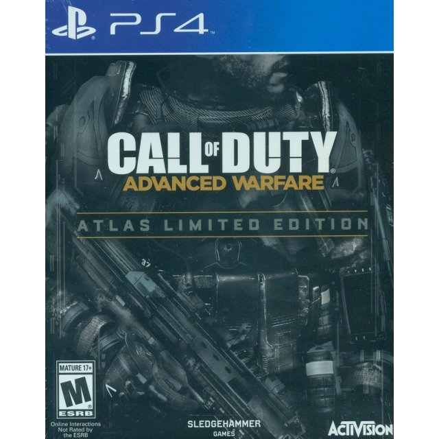 Call of Duty Advanced Warfare Atlas Limited Edition (Steelbook)