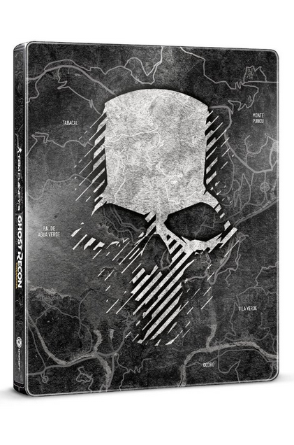 Tom Clancys Ghost Recon Wildlands Limited Edition (Steelbook)