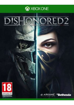 Dishonored 2 (Steelbook) - Xbox One Játékok