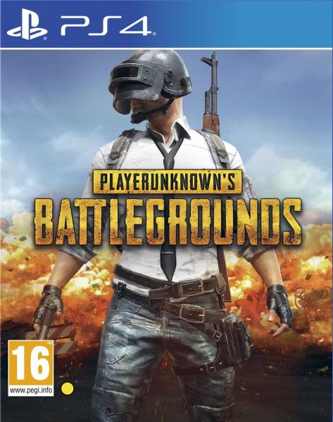 Playerunknowns Battlegrounds (PUBG)