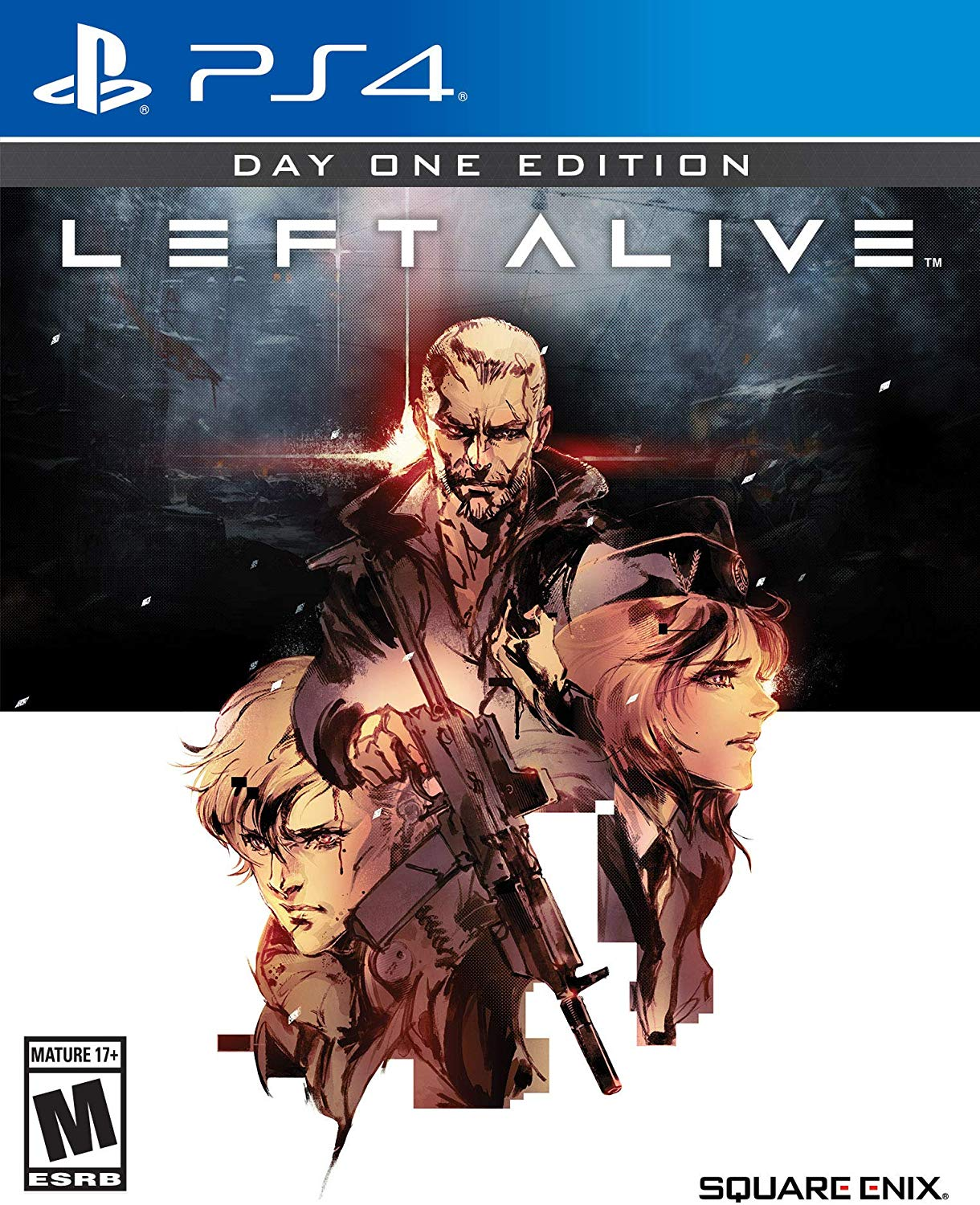 Left Alive Day One Edition