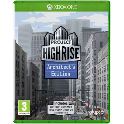Project Highrise - Architects Edition