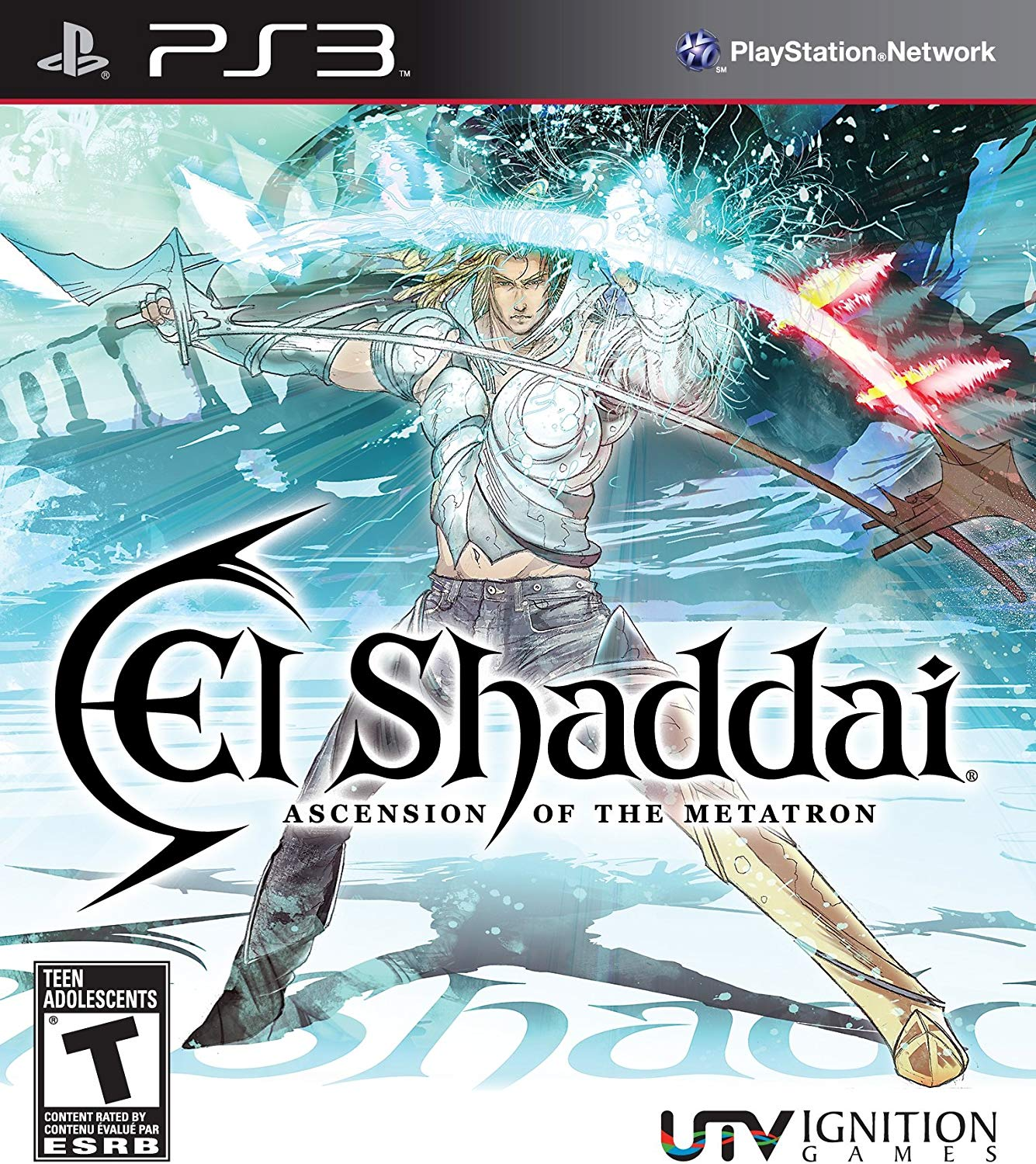 El Shaddai Ascension of the Metatron - PlayStation 3 Játékok
