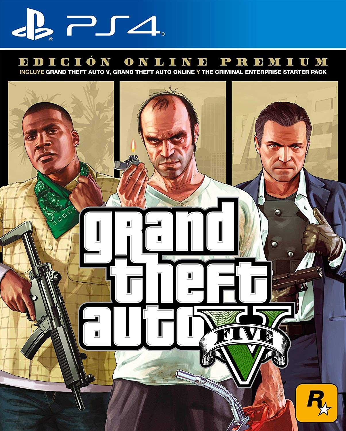 Grand Theft Auto 5 Premium Online Edition