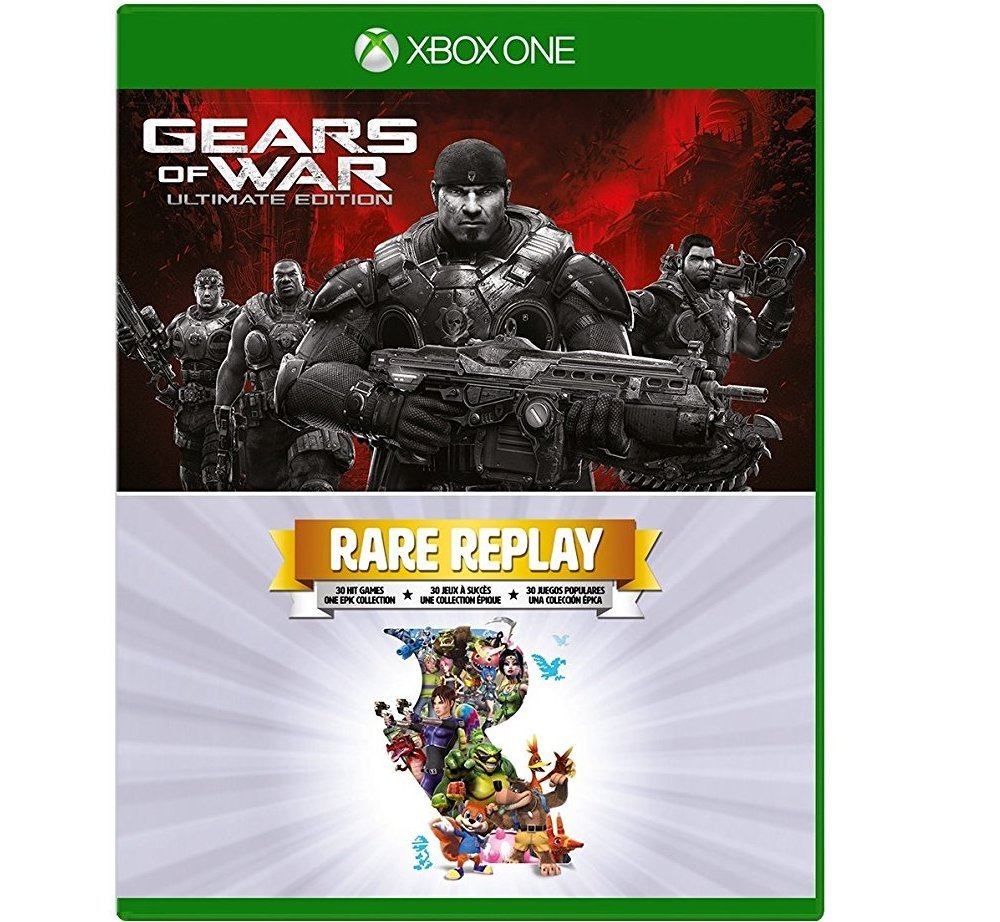 Gears of War Ultimate Edition + Rare Replay - Xbox One Játékok