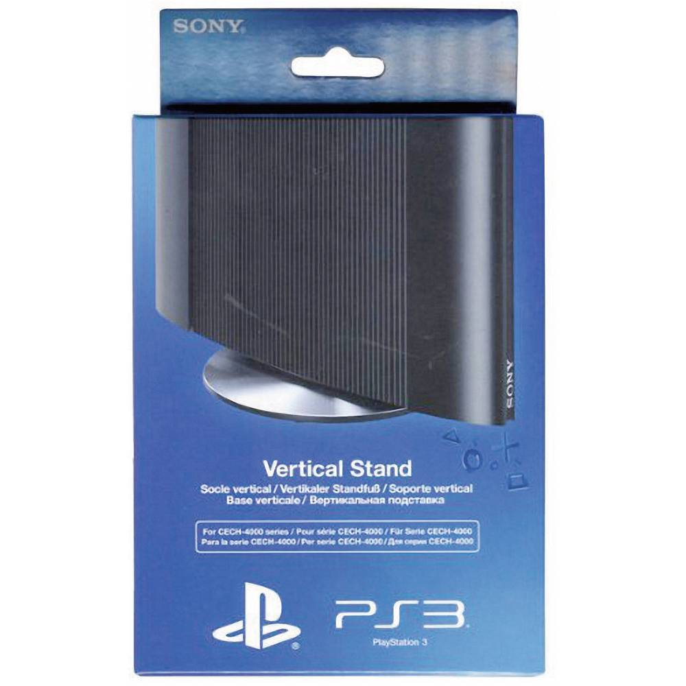 Sony PlayStation 3 Super Slim Vertical Stand