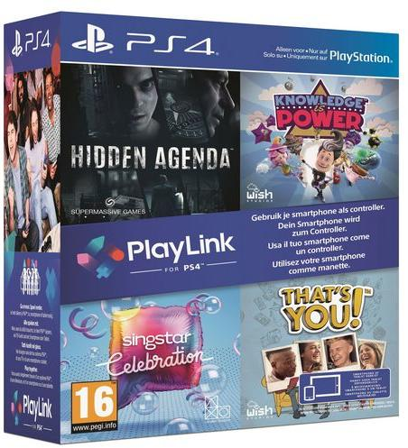 PlayLink Four Game Multipack