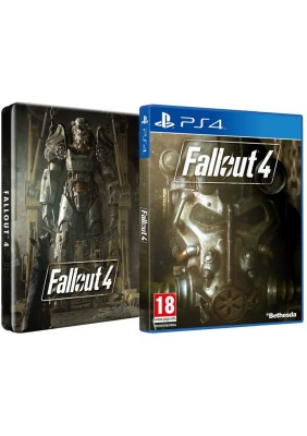 Fallout 4 (GAME.CO.UK-Kiadás) - PlayStation 4 Játékok