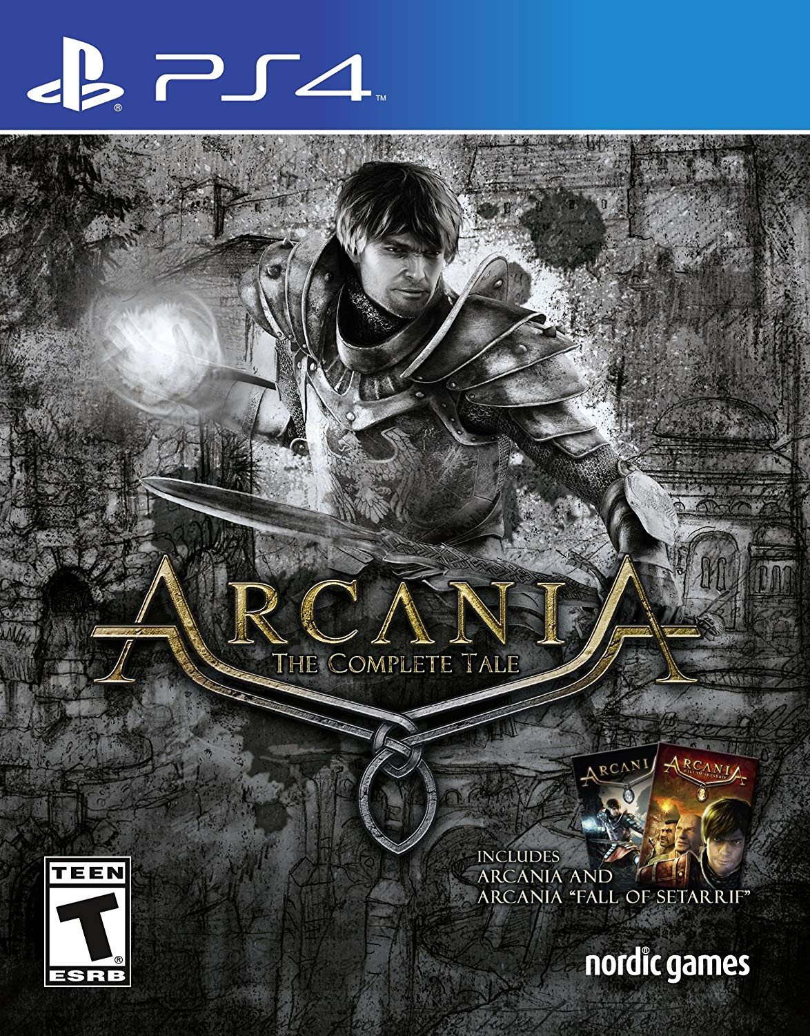 Arcania The Complete Tale - PlayStation 4 Játékok