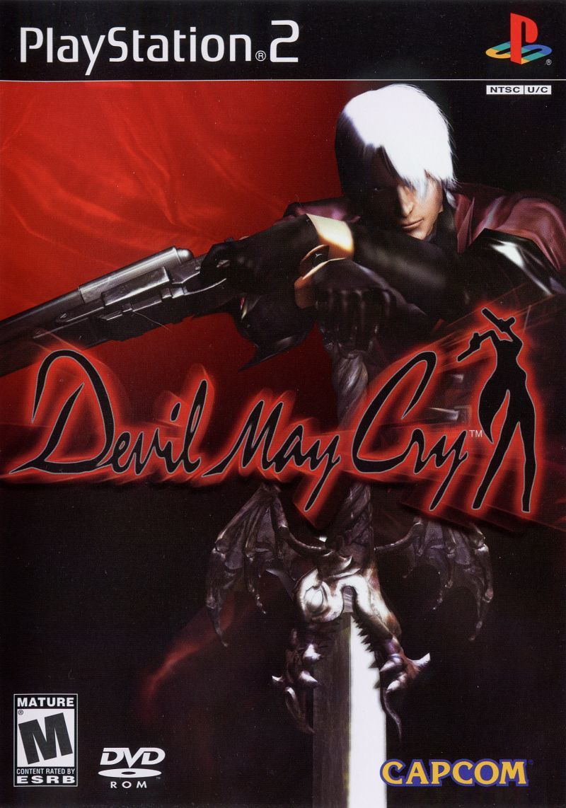 Devil May Cry - PlayStation 2 Játékok