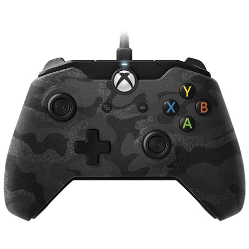 PDP Wired Camo Controller(Terepmintás)