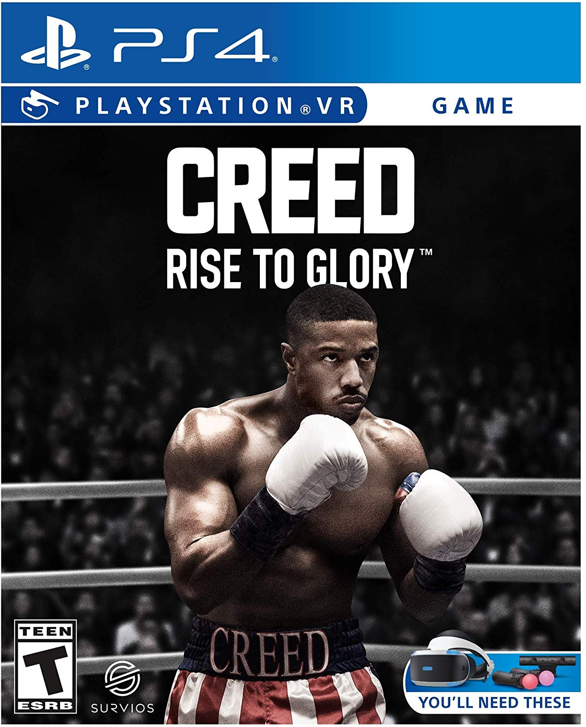 Creed Rise to Glory VR Boxing