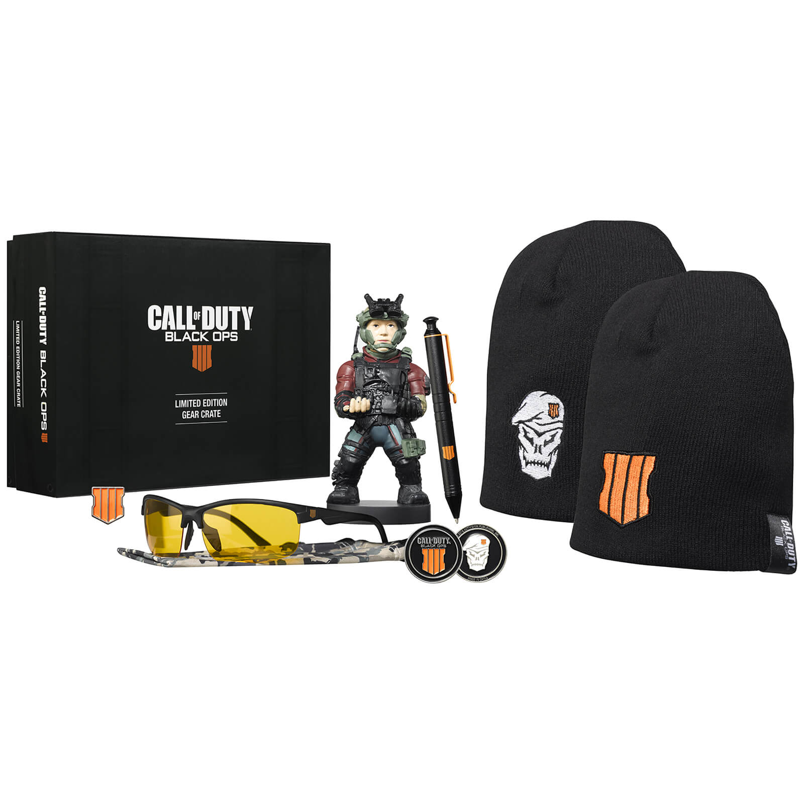 Call of Duty Black Ops 4 Limited Edition Gear Crate